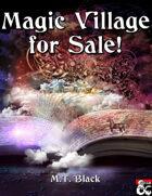 Magic Village for Sale