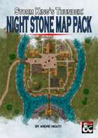 Storm King's Thunder: Nightstone Map Pack