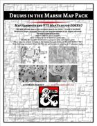 Drums in the Marsh Map Pack