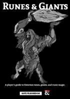 Runes & Giants