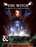 The Witch (player class)