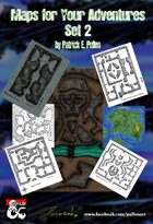 Maps for your Adventures Set 2