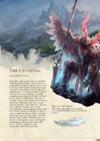 Celestial Patron for Warlocks  +Coure & Lantern Archon familiars