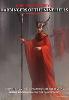Christopher Grey's Harbingers of the Nine Hells (Border Kingdoms Fallen 1.3)