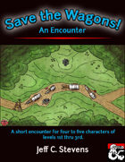 Save the Wagons! (Free)