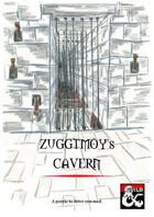 Zuggtmoy Cavern