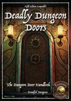 Deadly Dungeon Doors - Fantasy Grounds