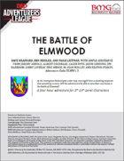 CCC-BMG-18 ELM 1-3 The Battle of Elmwood
