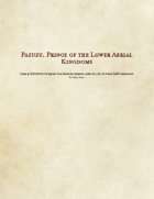 Updated Demon Lords: Pazuzu