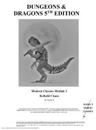 Kobold Chaos- Marky P's modern classics