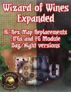Wizard of Wines Expanded