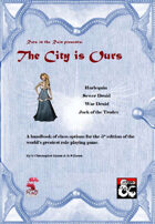 The City is Ours: New Urban Class Options