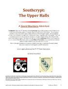 Southcrypt: The Upper Halls