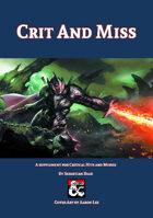 Crit & Miss (Supplement)