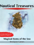 Nautical Treasures - Magical Items of the Sea