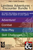 Encounter Bundle 1
