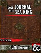 Lost Journal of the Sea King