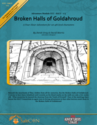 CCC-SALT-01-03 Broken Halls of Goldahroud