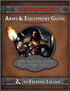 Arms & Equipment Guide 5e