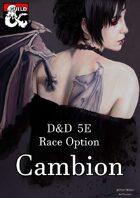 5e Race option - Cambion