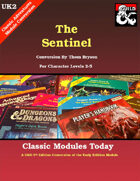 Classic Modules Today: Uk2 The Sentinel