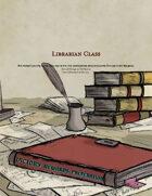 The Librarian: An Investigative Class for D&D 5e