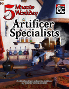 5MWD Presents: Artificer Specialists