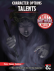 Character Options: Talents (5e)