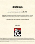 Birchbud Adventure