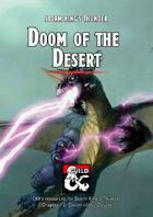Doom of the Desert - a Storm King's Thunder DM's Resource