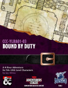 CCC-YLRA01-03 Bound By Duty