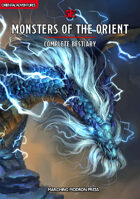 Monsters of the Orient: Complete Bestiary