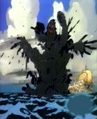 Umbra - A Dark dweller inspired Monster