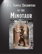 FREE Sample Encounters of the Minotaur (Minotaur's Bargain Sample)