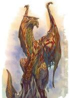 DMs Guild Creator Resource - Dragons Art