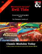 Classic Modules Today: Evil Tide (5e)
