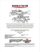 CCC-DDSC-01 Murder at The Stop