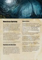 Monstrous Uprising: A Sidequest