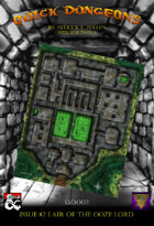 Quick Dungeons 2: Lair of the Ooze Lord