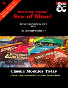 Classic Modules Today: Sea of Blood (5e)