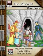 99 Cent Adventures - Perilous Place - The Ancient Barrows