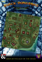 Quick Dungeons 4: Village of the Dead