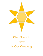 The Church of the Solar Divinity - Stock 3.5 Religions Revamped and Relatable