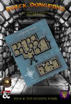 Quick Dungeons 001: The Hidden Tomb (Fantasy Grounds) - Français