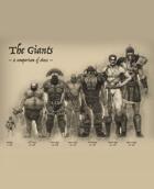 ART947 Giants - A Comparison of Sizes