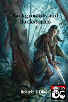 Backgrounds and Backstories 1