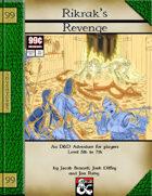 99 Cent Adventures - Rikrak's Revenge - Addon Adventure