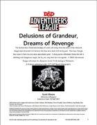 CCC-QCC2017 Delusions of Grandeur, Dreams of Revenge