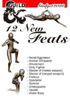 12 New Feats