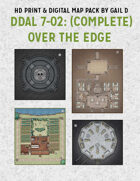 Map Pack: DDAL 7-02 Over the Edge (Complete)